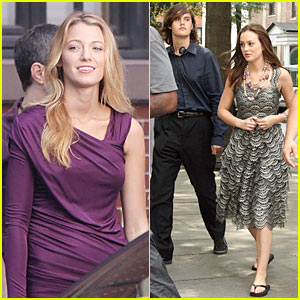 Leighton Meester is Lex Lovely