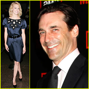 Jon Hamm: 'Mad Men' Premieres TONIGHT!