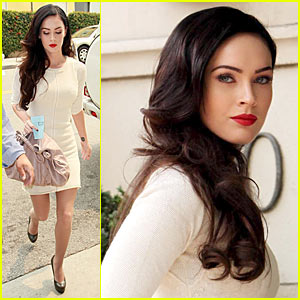 Megan Fox Rolled Her Eyes At Thought Of Kissing Another Girl