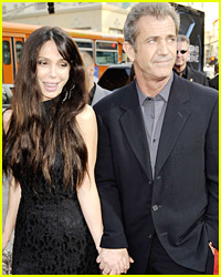Mel Gibson's Pregnant Girlfriend: We Haven't Talked Marriage