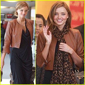 Miranda Kerr is Perth Pretty