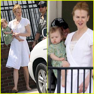 Nicole Kidman: Project Runway Fan!