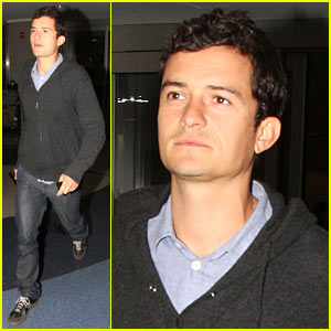 Orlando Bloom & Eric Bana: Black Hawk BFFs