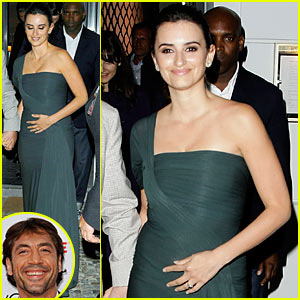Penelope Cruz is Pregnant!