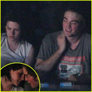 Robert Pattinson & Kristen Stewart: Concert Couple