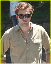 Robert Pattinson: What I Look For In A Lady