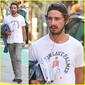 Shia LaBeouf Gets His Own Religion