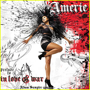 Amerie's Album Sampler -- Listen Now!