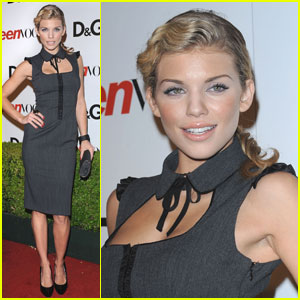 AnnaLynne McCord is Teen Vogue Vibrant