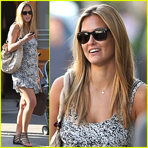 Bar Refaeli is in a New York State of Mind