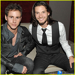 Ben Barnes & Kelly Blatz: Toronto Film Festival Friendly