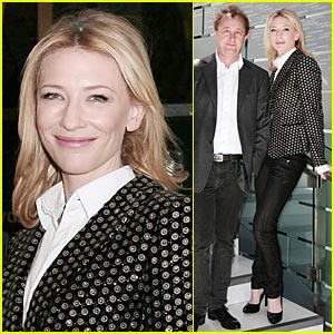 Cate Blanchett Brings Uncle Vanya To Town