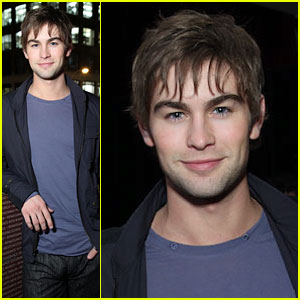 Chace Crawford is A Renaissance Man