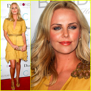 Charlize Theron is Burning Plain Breathtaking