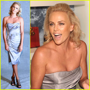 Charlize Theron is a Dior Darling