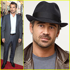 Colin Farrell: Baby #2 On The Way!