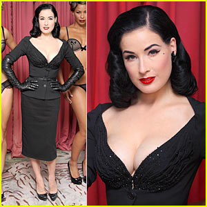 Dita Von Teese's Wonderbra: Party Edition!