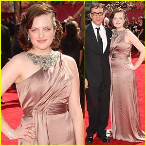 Elisabeth Moss - Emmy Awards 2009