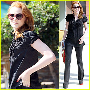 Evan Rachel Wood Gets Her Blood Work Done