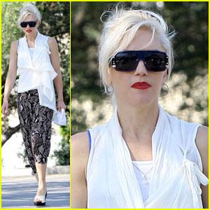 Gwen Stefani & Gavin Rossdale: Lunch Lovers