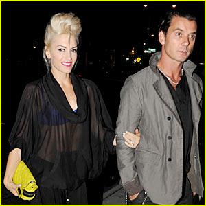 Gwen Stefani & Gavin Rossdale: A Standard Date
