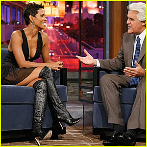Halle Berry: Burgers, Not Baby Bump!