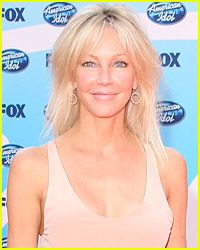 Heather Locklear Returns To Melrose Place