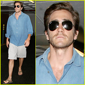 Jake Gyllenhaal: Sesame Street Sexy