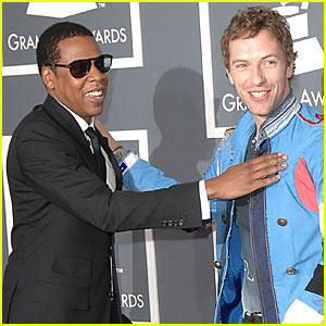 Jay-Z Tackles Chris Martin