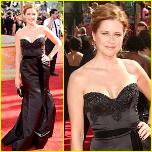 Jenna Fischer - Emmy Awards 2009