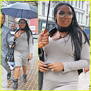 Jennifer Hudson: Post-Baby Body!