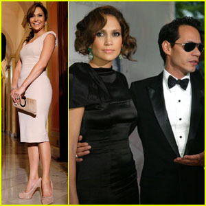 Jennifer Lopez & Marc Anthony: Congressional Couple