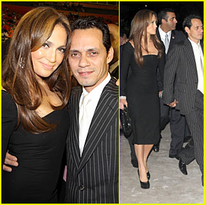 Jennifer Lopez and Marc Anthony: Dolphins Duo