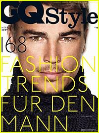 Josh Hartnett Covers GQ Style Germany