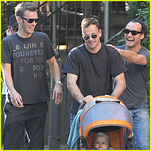 Jude Law & Jonny Lee Miller: Lots of Laughs