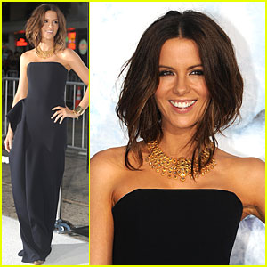 Kate Beckinsale: Blackout for Whiteout