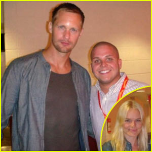 Kate Bosworth & Alexander Skarsgard Couple Up?
