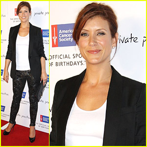 Kate Walsh: Blow Out Cancer!