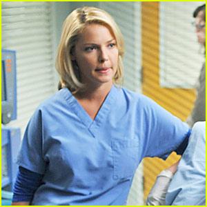 Katherine Heigl Takes Hiatus From Grey's Anatomy