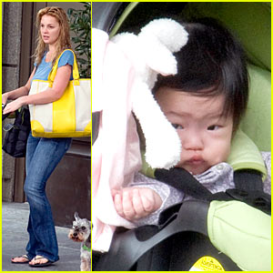 Katherine Heigl: Here's Naleigh Kelley!