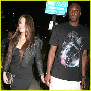 Khloe Kardashian & Lamar Odom: Dinner Date!