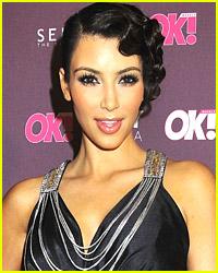 Kim Kardashian is a Contributing Beauty Editor