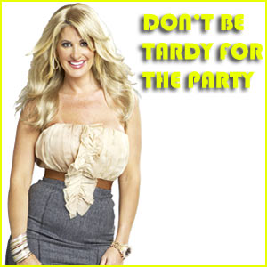 Kim Zolciak: 'Tardy For The Party' Music Video!