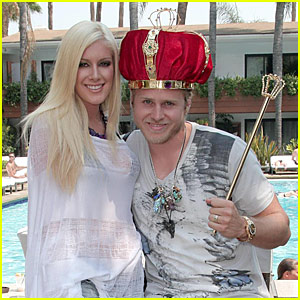 King Spencer Pratt: Crown Me!