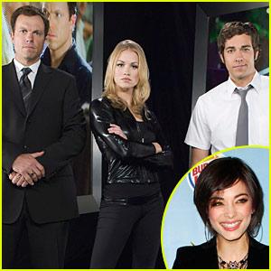 Kristin Kreuk: Chuck's Latest Star!