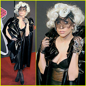 Lady Gaga: Monster Cable Crazy