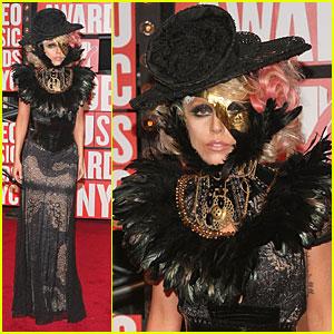 Lady Gaga - MTV VMAs 2009