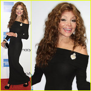 LaToya Jackson is Passport Pretty