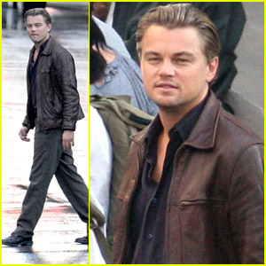 Leonardo DiCaprio Ignites Inception