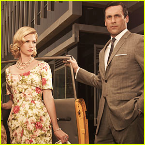 Mad Men Renewed For Fourth Season